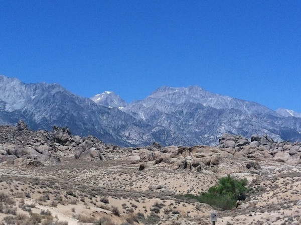 Alabama Hills, Inyo County, California