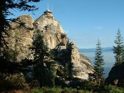 Labor Day Weekend Open House and Barbecue at Buck Rock Lookout