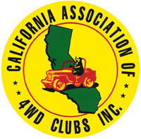 California Association of 4 Wheel Drive Clubs